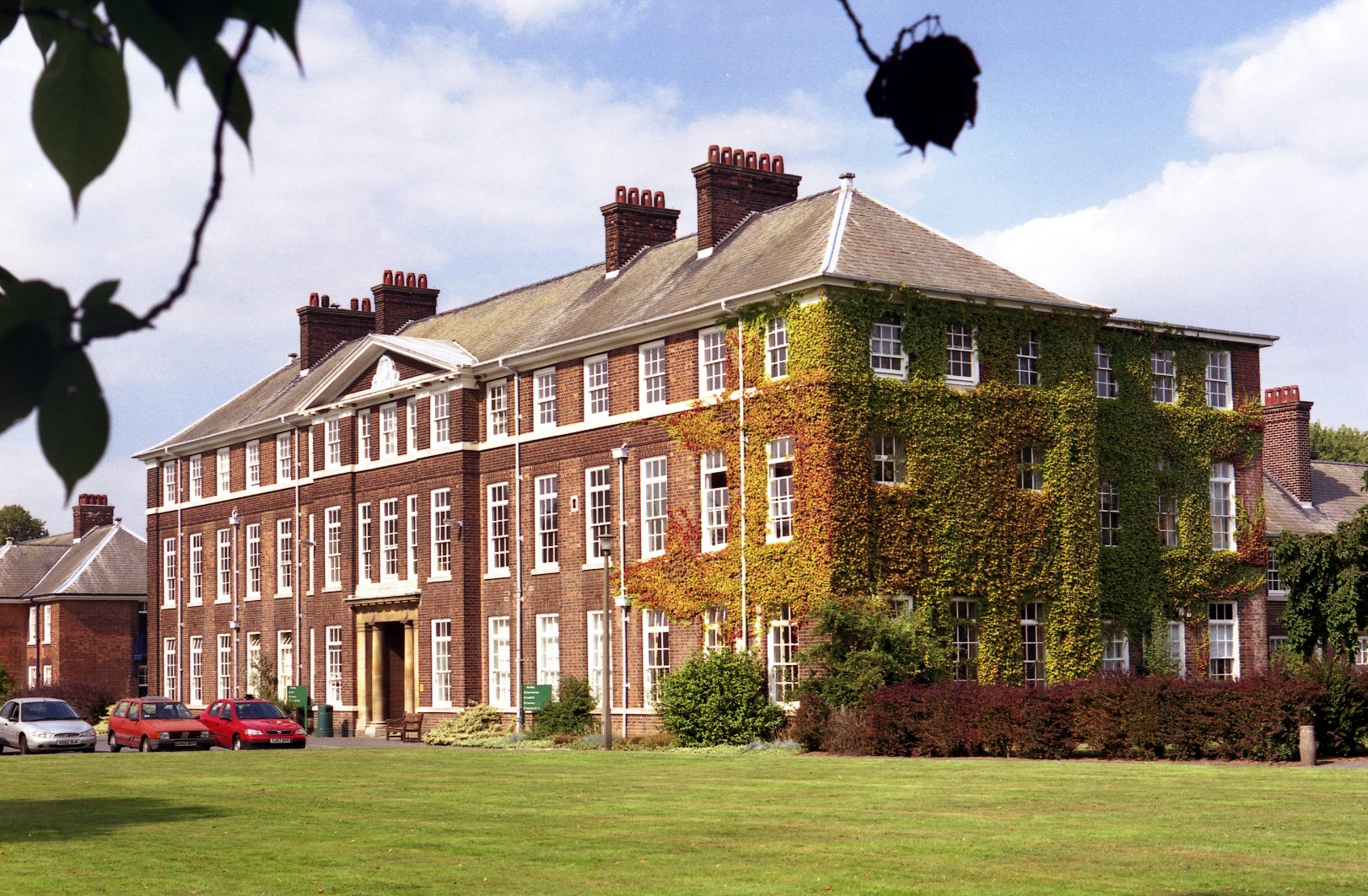 The Sutton Bonington campus