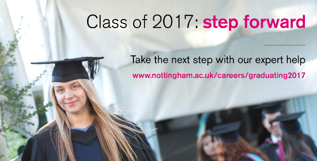 Class of 2017: step forward