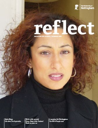 Reflect magazine image