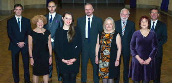 Our inspirational 2016 Alumni Laureate Awards winners