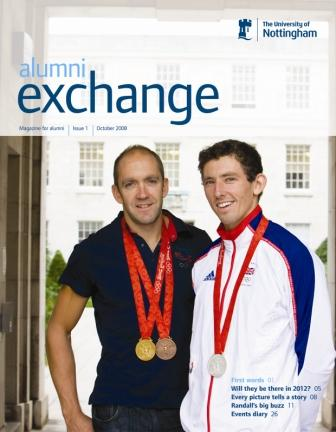 Alumni Exchange Magazine