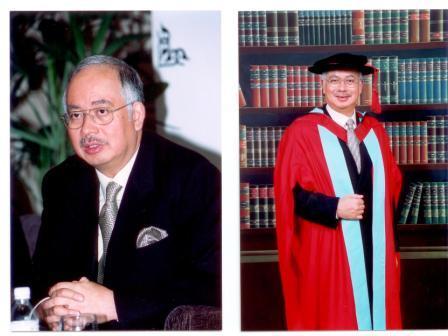 New Prime Minister of Malaysia - Datuk Seri Najib Tun Razak