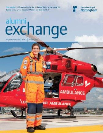 Alumni Exchange Magazine, Issue No. 2