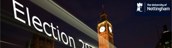 Image of Election lettering and Big Ben