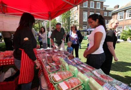 Sutton Bonington Farmers' Market