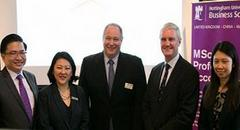 ICAEW form partnership with Malaysia Campus