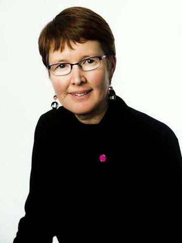 Nicki Deeson - International Finance Director at Amnesty International